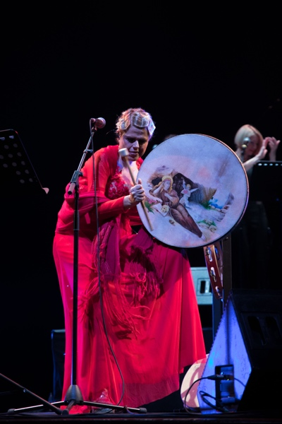 """Tosca & Friends in """"Appunti musica dal mondo"""" - Roma"""