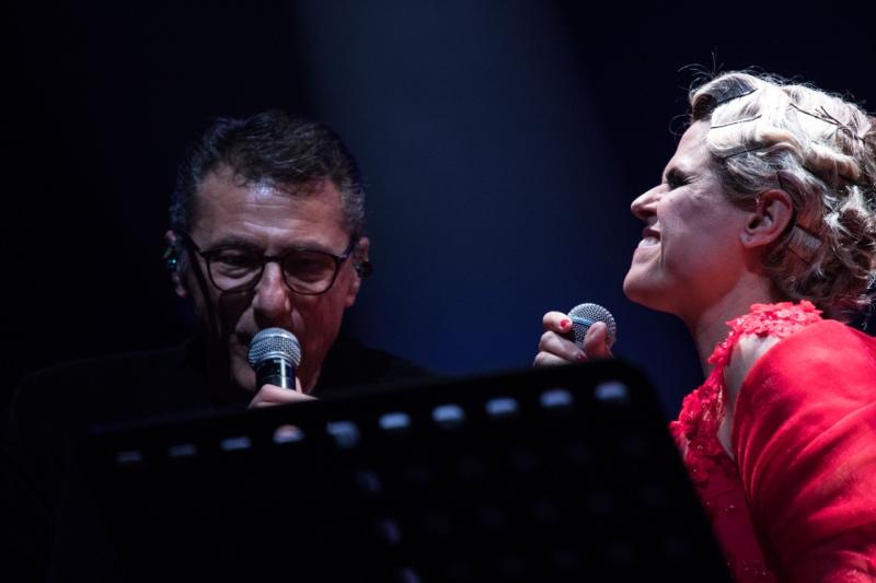 "Tosca & Friends in ""Appunti musicali dal mondo"" - Roma ph Anna Vilardi"