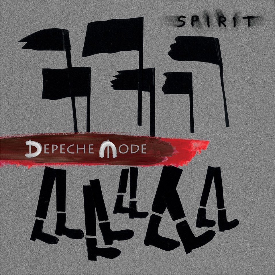 Depeche Mode - cover Spirit