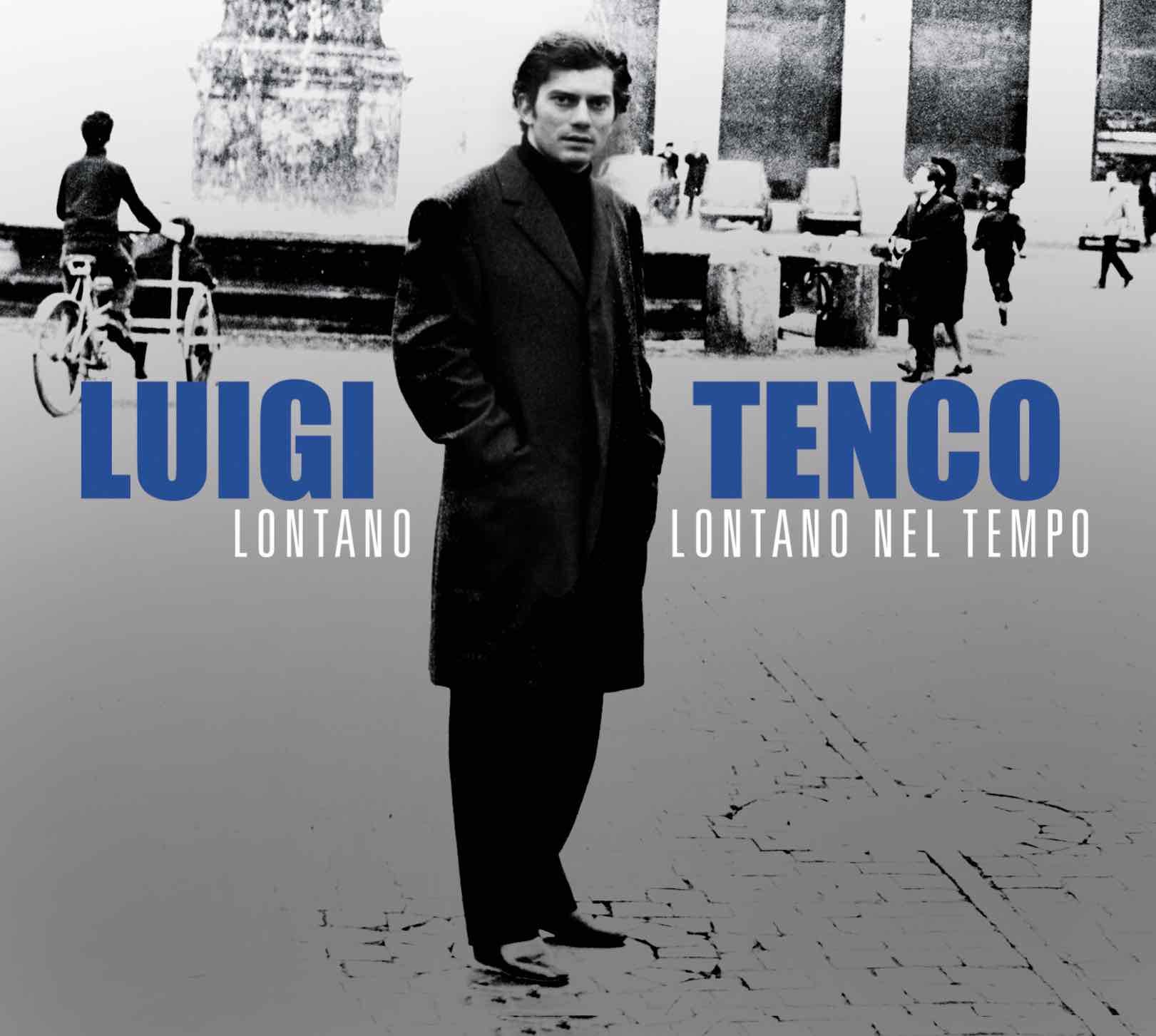 "Luigi Tenco - cover ""Lontano Lontano nel tempo"""