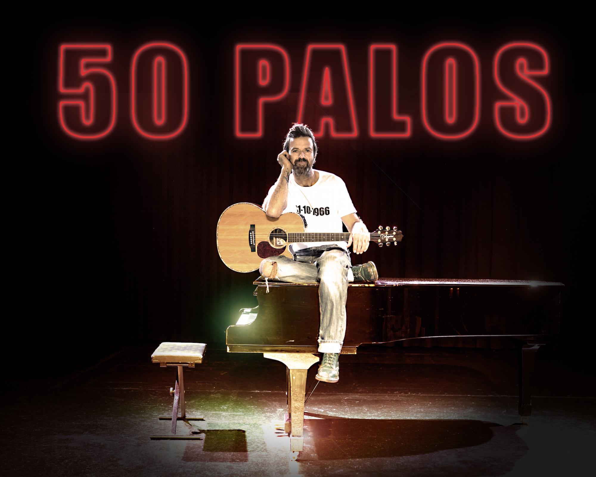 JARABE- 50 PALOS-PG