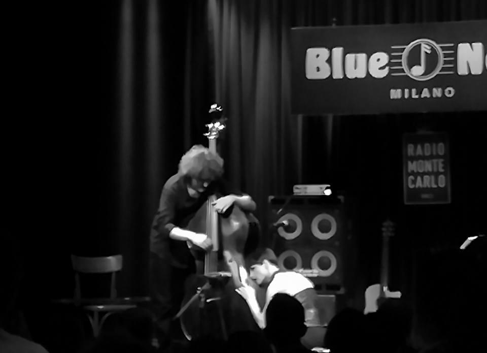 Musica Nuda live @  Blue Note - Milano
