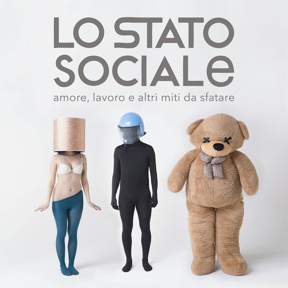 Copertina Album - Lo Stato Sociale