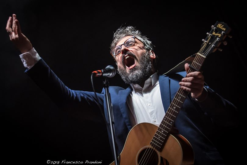 Brunori Sas live @ Alcatraz Milano ph Francesco Prandoni