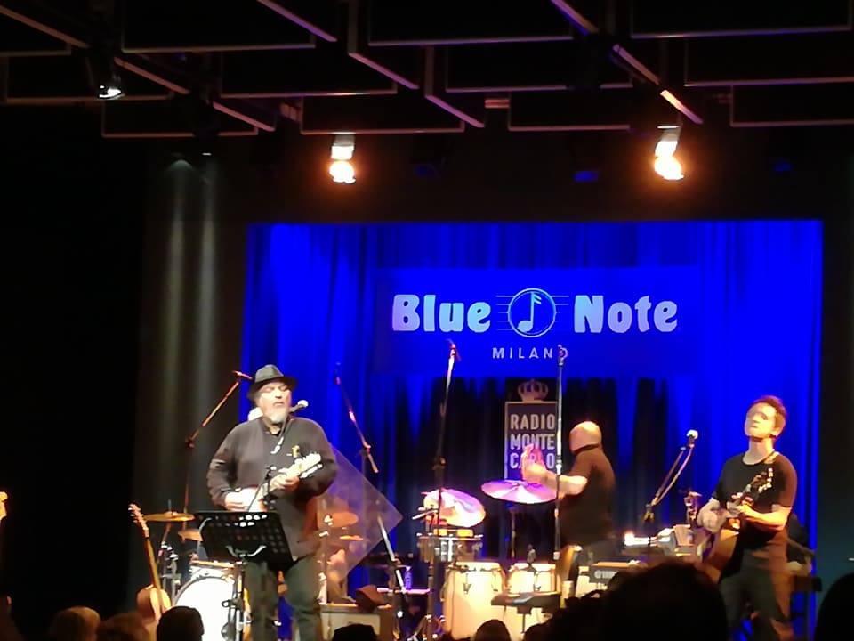 Eugenio Finardi live @ Blue Note - Milano