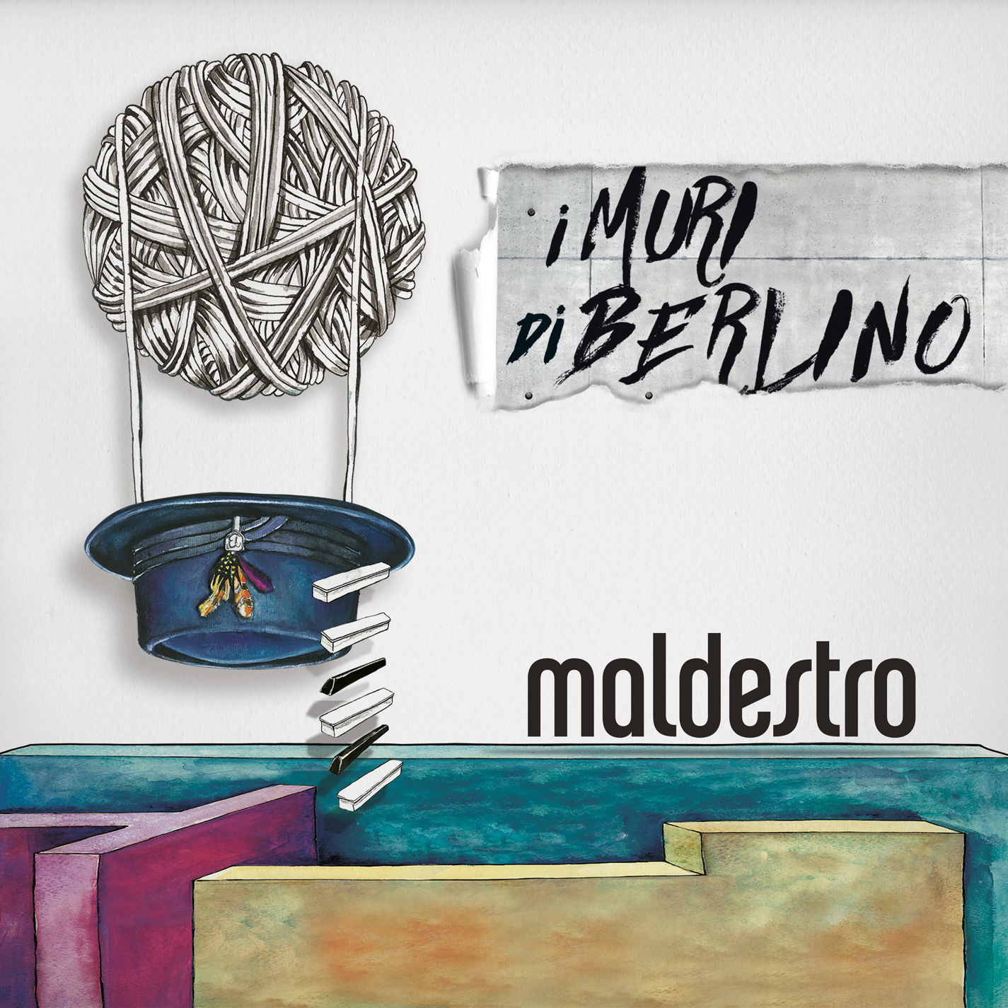 I Muri di Berlino - album cover