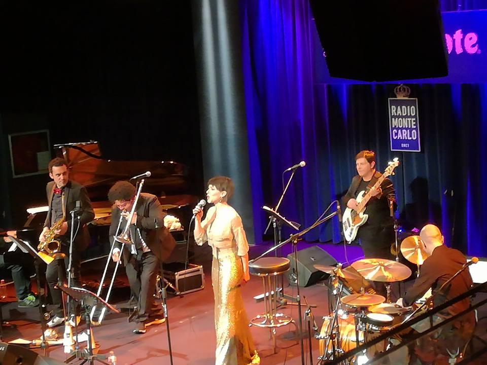 Simona Molinari live @ Blue Note - Milano