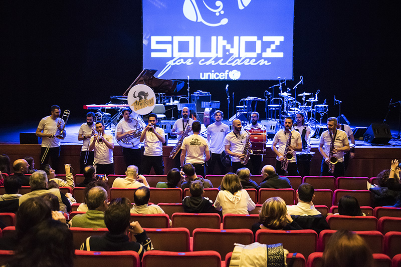 Soundz for Children - Roma