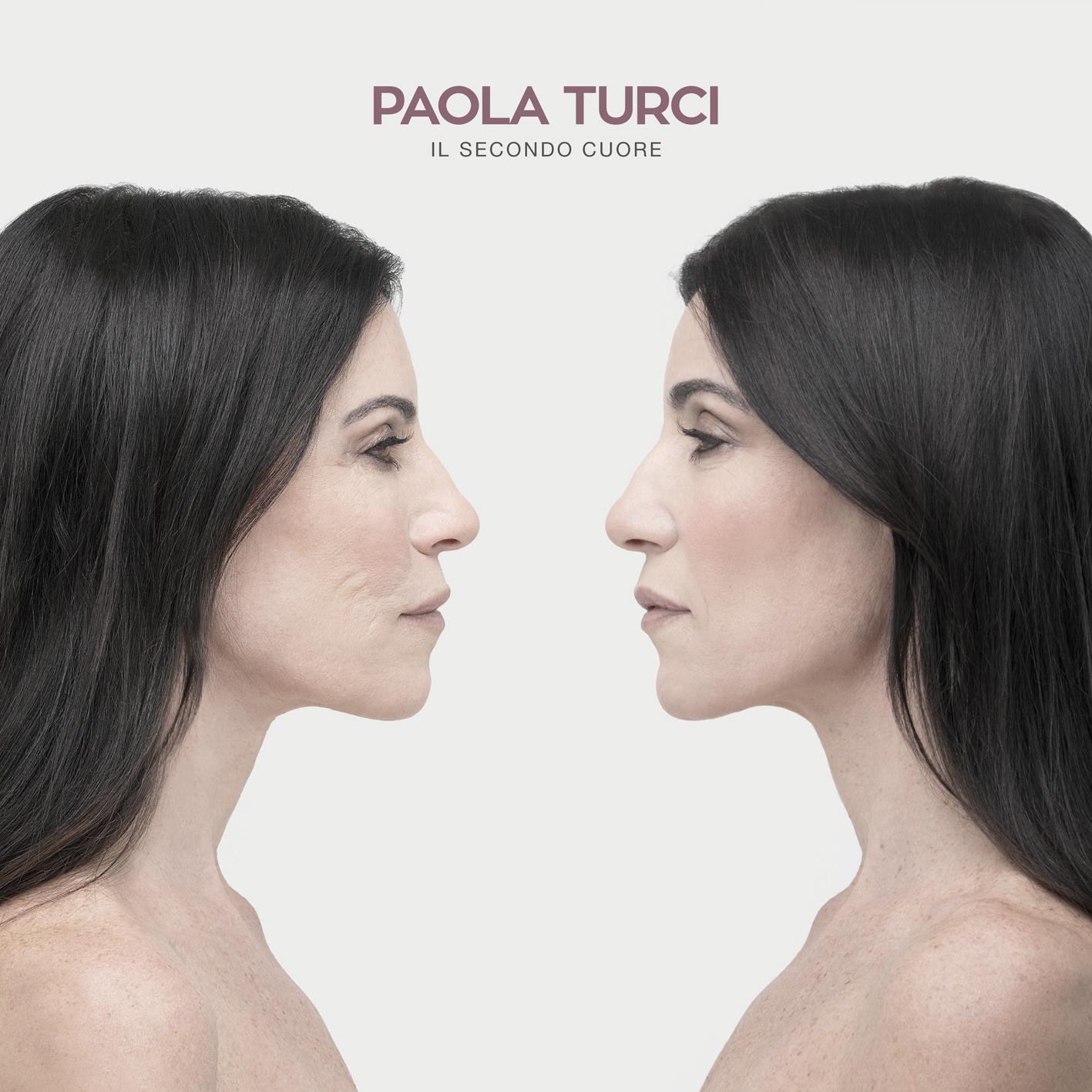 Paola Turci - Il secondo cuore- cover album