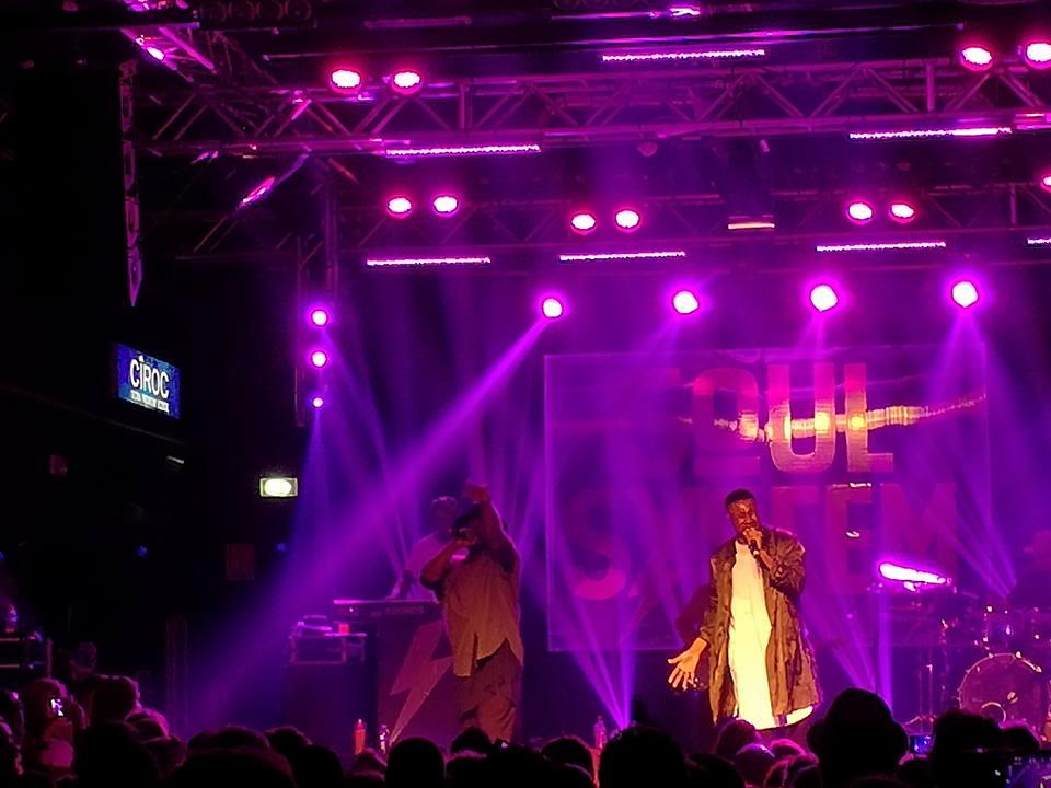 Soul System live @ Magazzini Generali - Milano