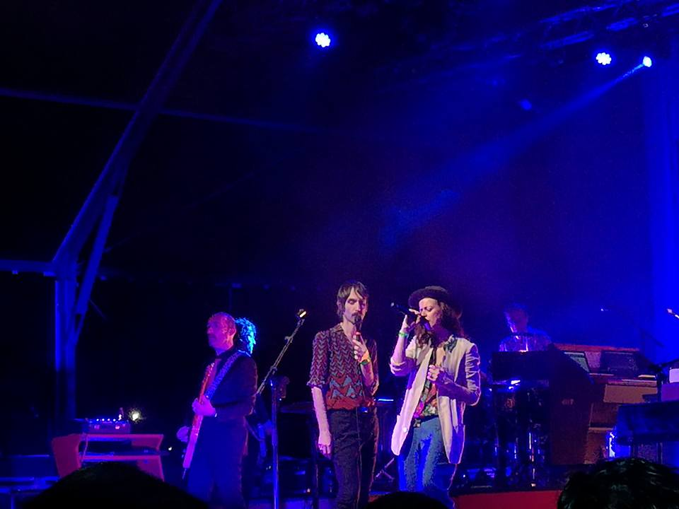 Baustelle live @ Circolo Magnolia - MI Ami Festival 2017
