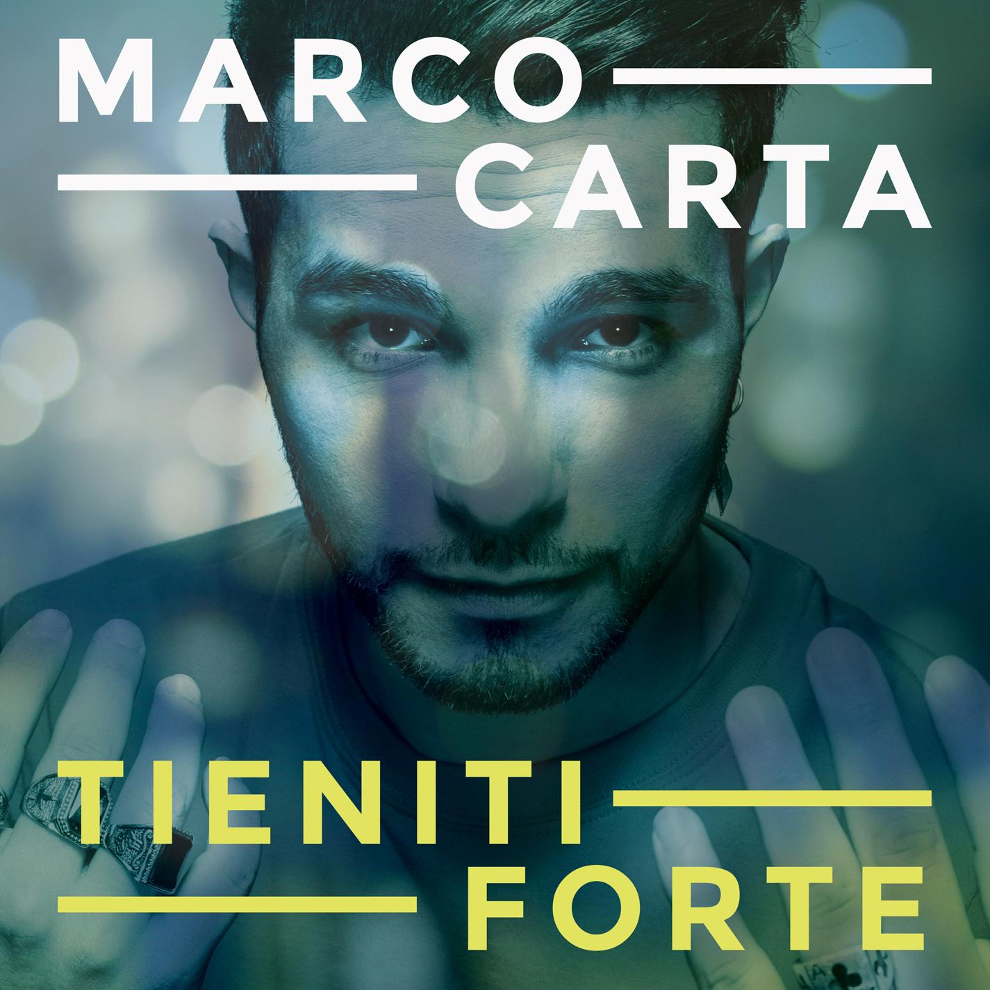 Cover album Tieniti forte