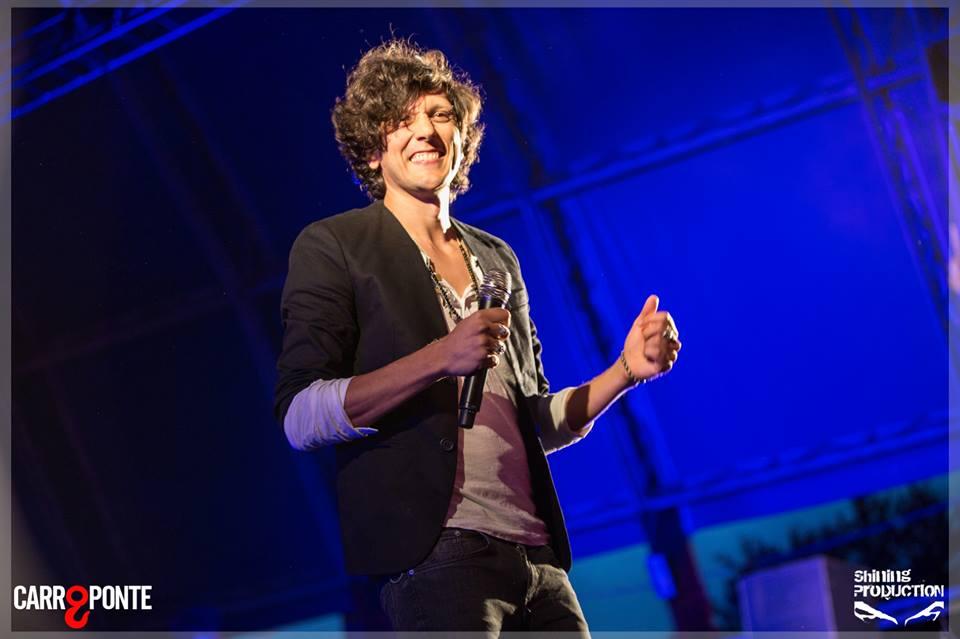 Ermal Meta live @ Carroponte - Vietato Morire tour