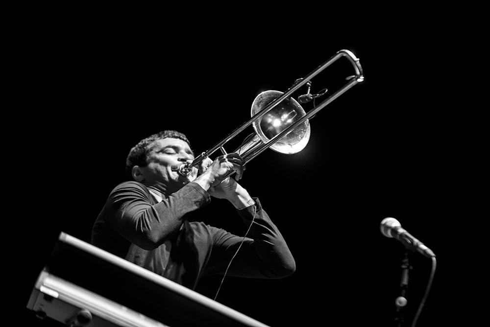 Umbria Jazz 2017 - Gianluca Petrella