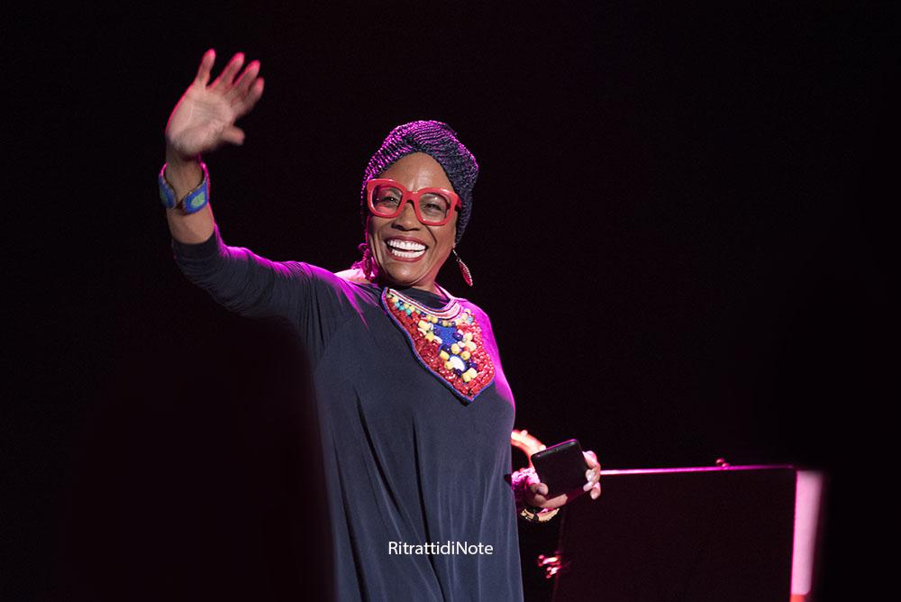 Umbria Jazz 2017 - Dee Dee Bridgewater