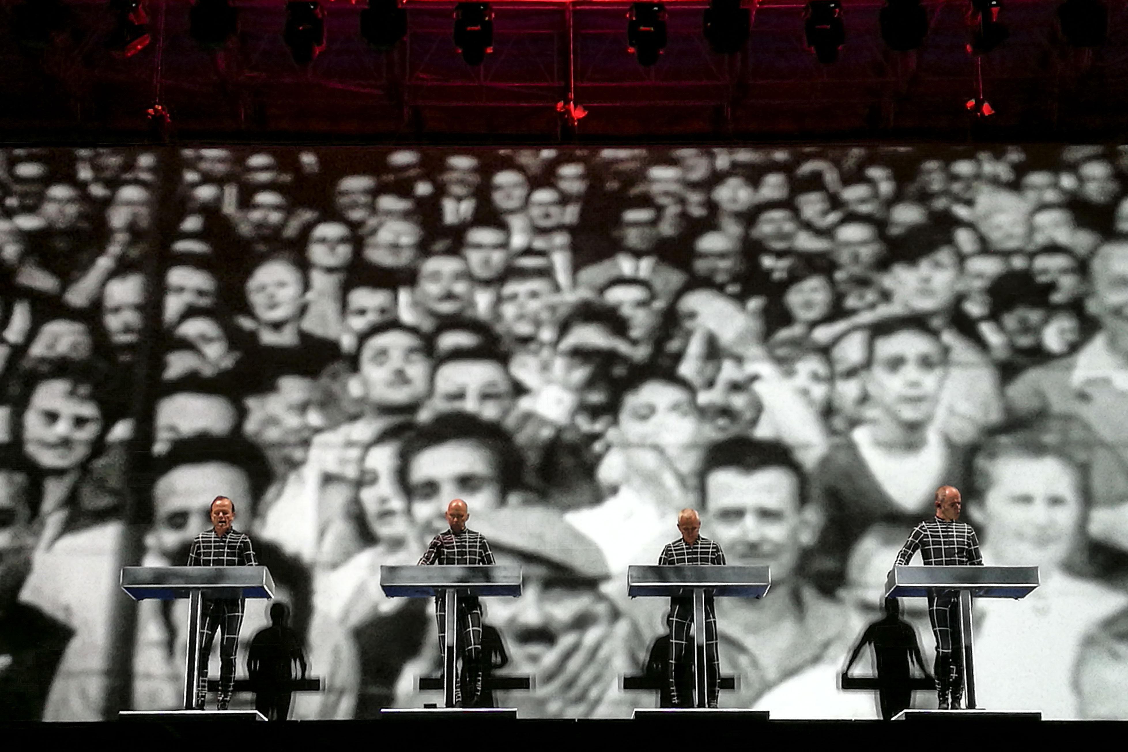Umbria Jazz 2017 - Kraftwerk