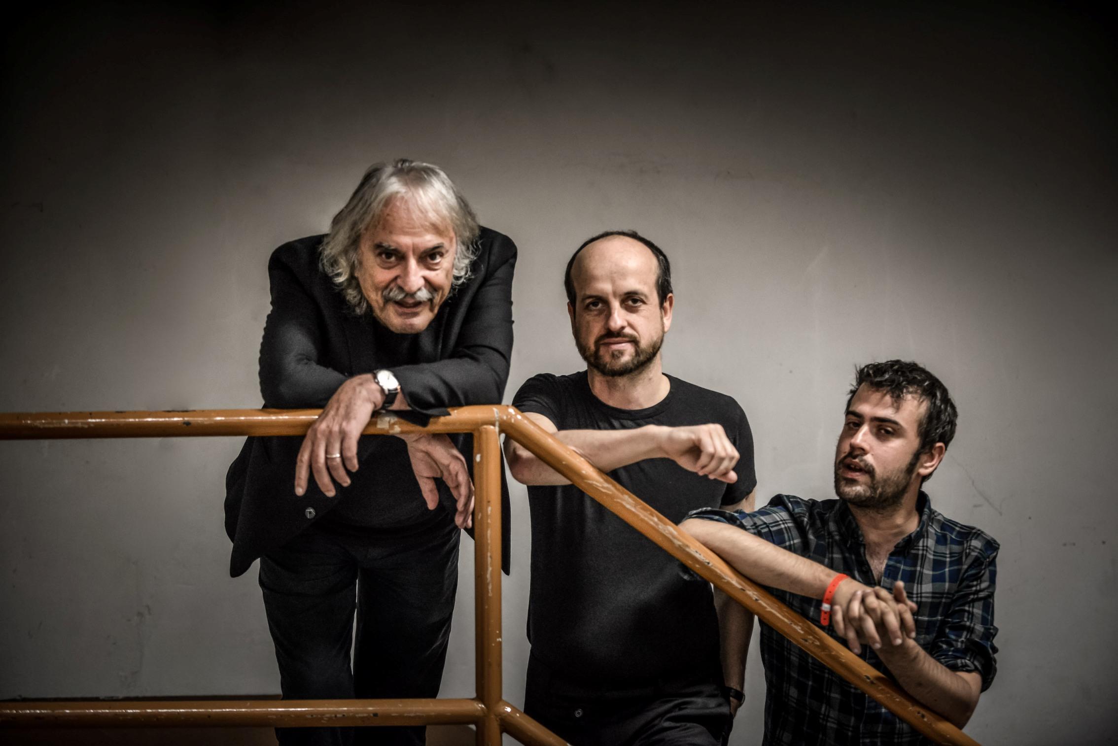 Rava-Herbert-Guidi @Pomigliano Jazz Festival