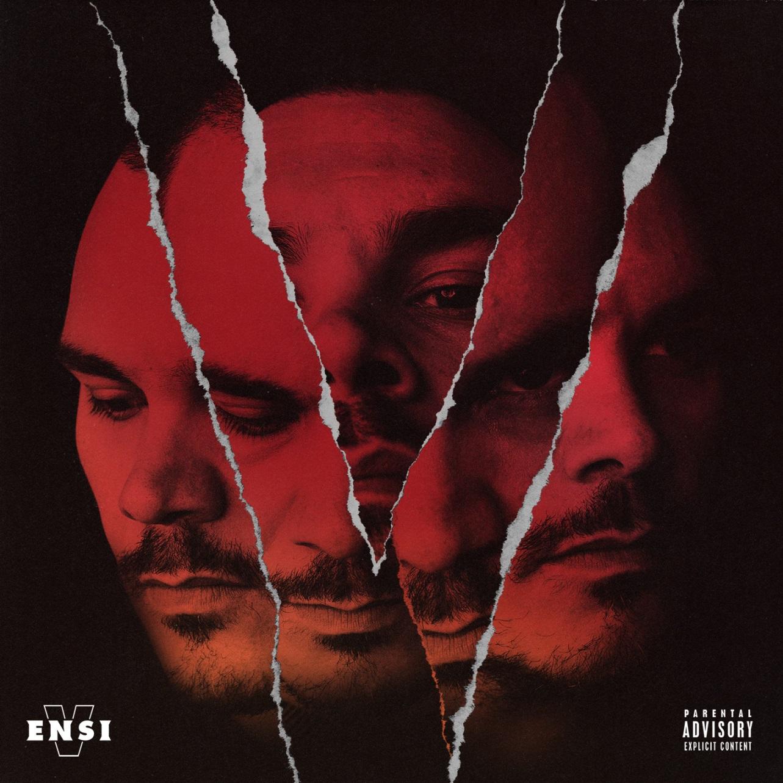 v- cover album