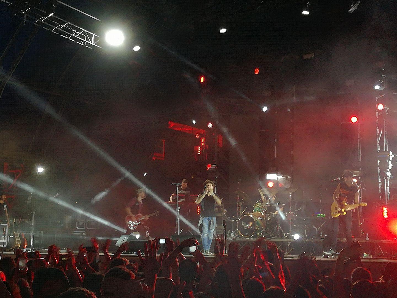 Fabrizio Moro live @ Carroponte - Pace tour