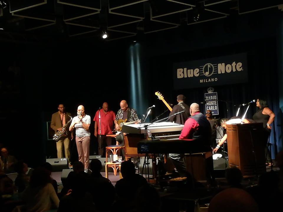 Dee Dee Bridgewater live - Blue Note Milano