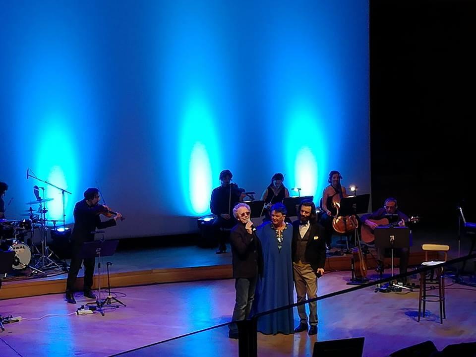 Fabio Concato, Lucia Bosè e Giovanni Nuti @ Teatro Dal Verme