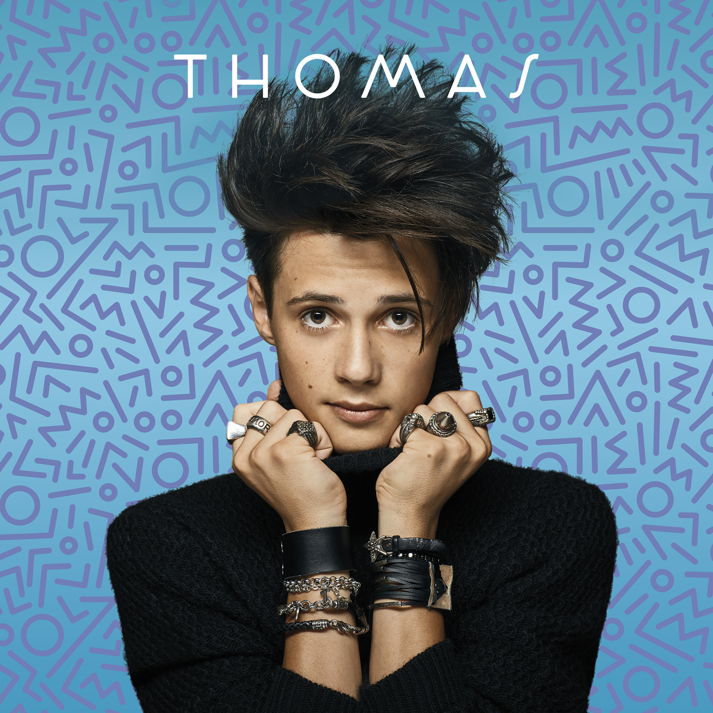 Thomas - Cover album