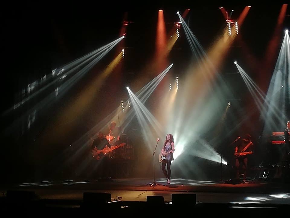 Paola Turci live @ Teatro Arcimboldi - Milano