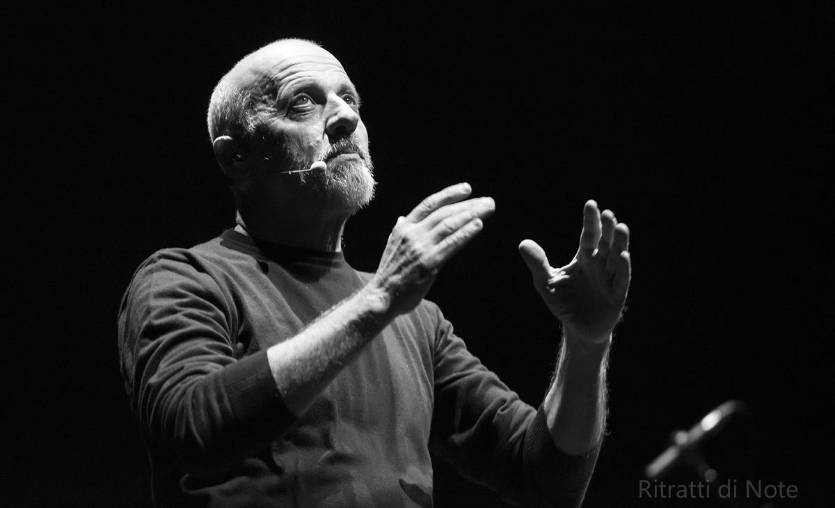 Marco Paolini - Antropocene - Romaeuropa Festival
