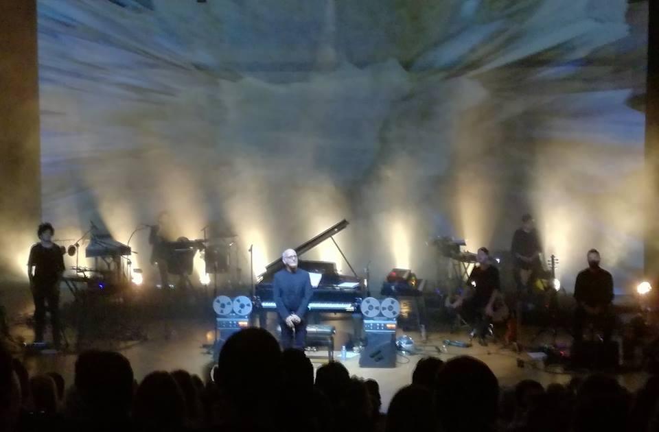 Ludovico Einaudi live @ Teatro dal Verme - Milano