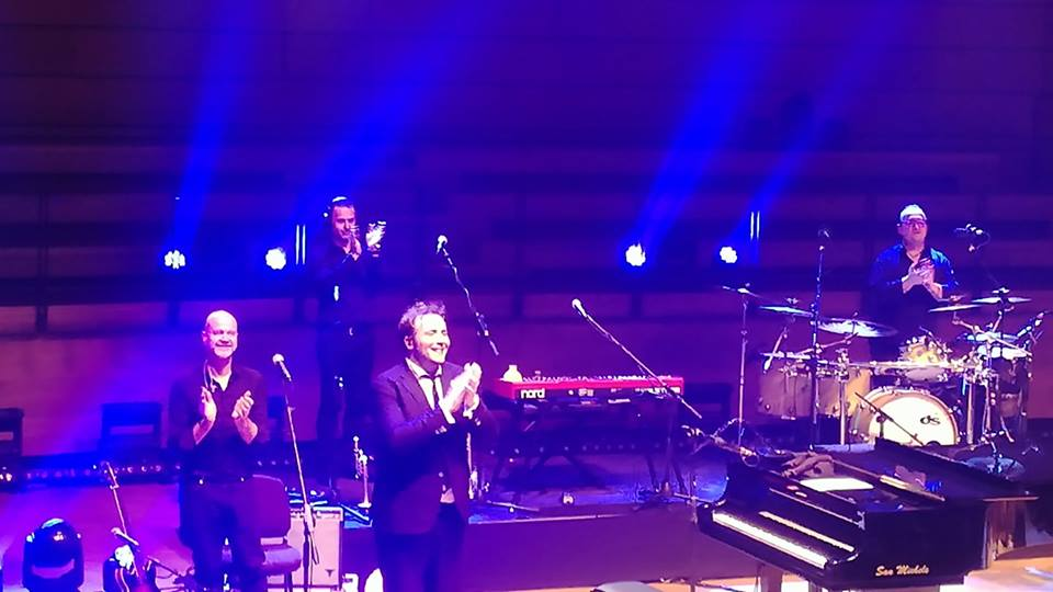 Raphael Gualazzi live @ Teatro Dal Verme - Milano