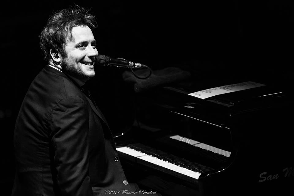 Raphael Gualazzi live @ Teatro Dal Verme - Milano ph Francesco Prandoni
