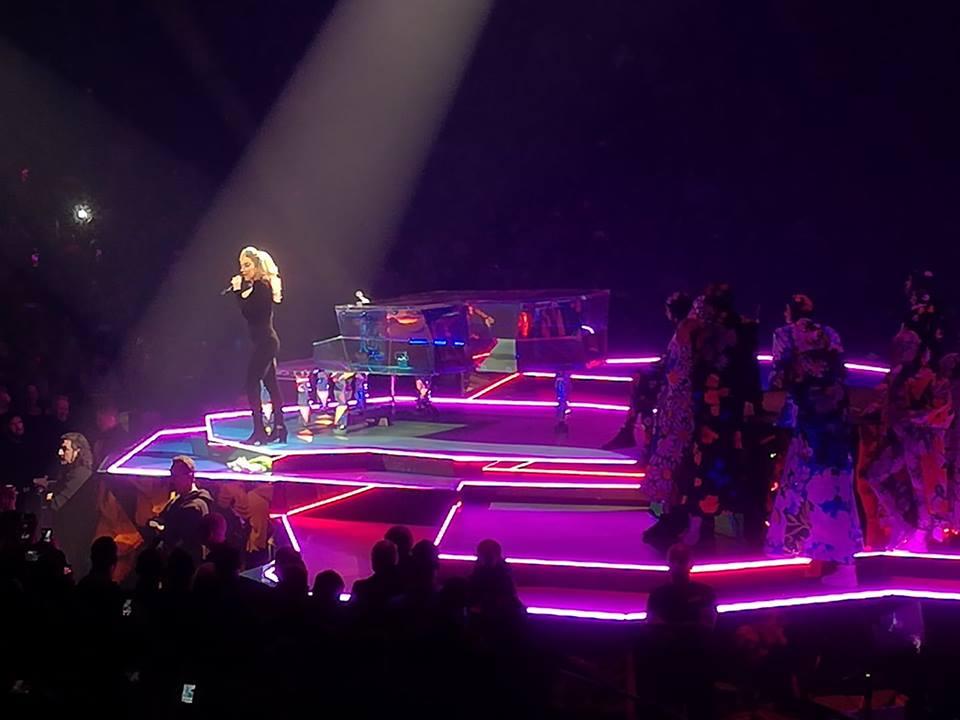 Lady Gaga live - Mediolanum Forum - Milano
