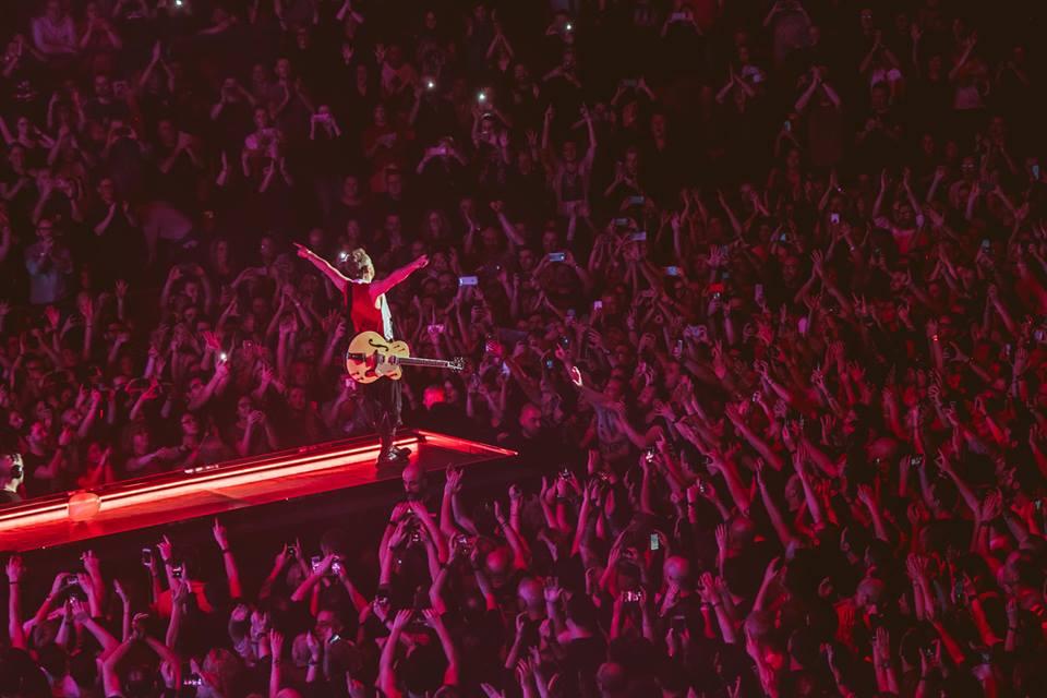 Depeche Mode live - Mediolanum Forum - Francesco Prandoni