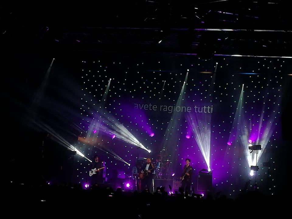 Canova feat Brunori Sas live - Alcatraz - Milano