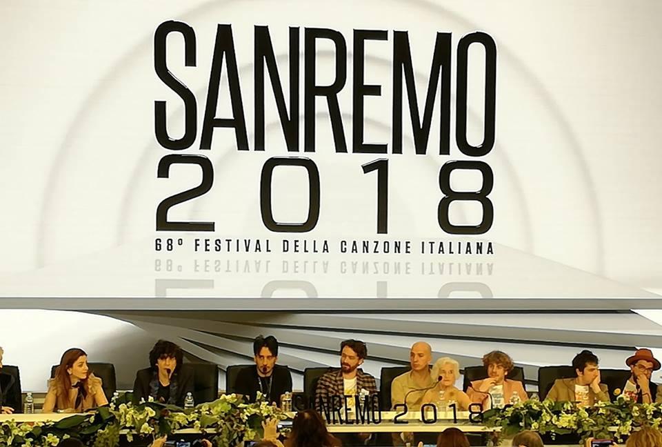 Sanremo 2018 - I vincitori