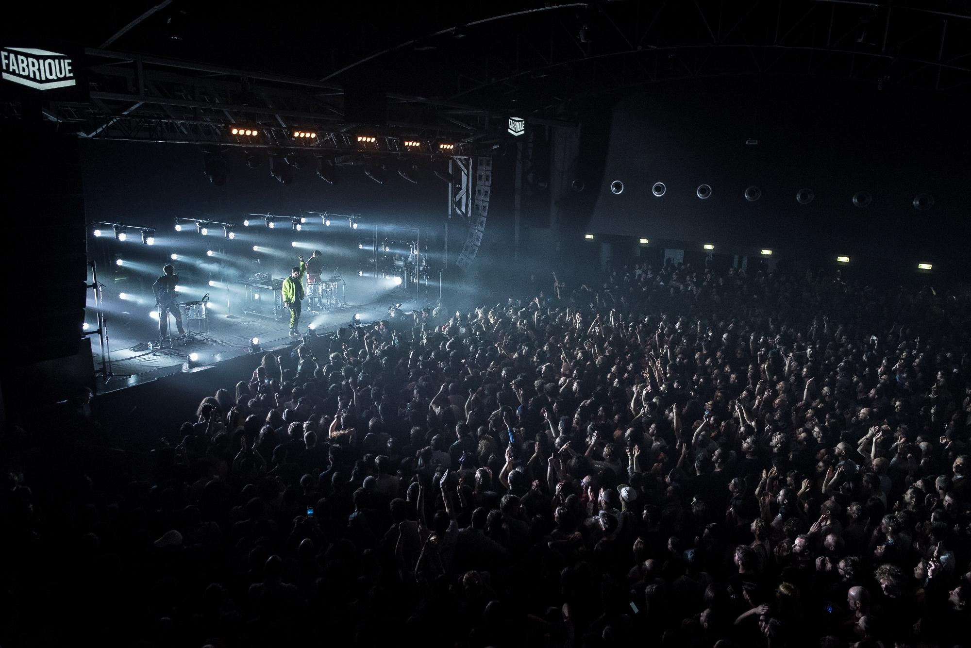 Cosmo live - Fabrique Milano