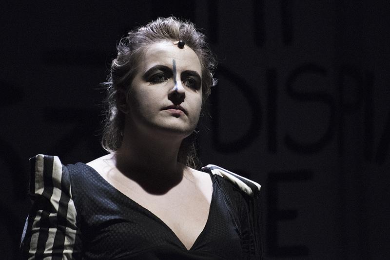 Valentina De Giovanni - Sono Partita di sera ph. G.R.
