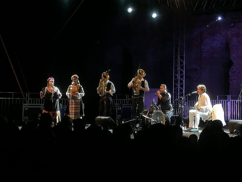 Goran Bregovic - Castello Visconteo - Pavia - Iride Festival