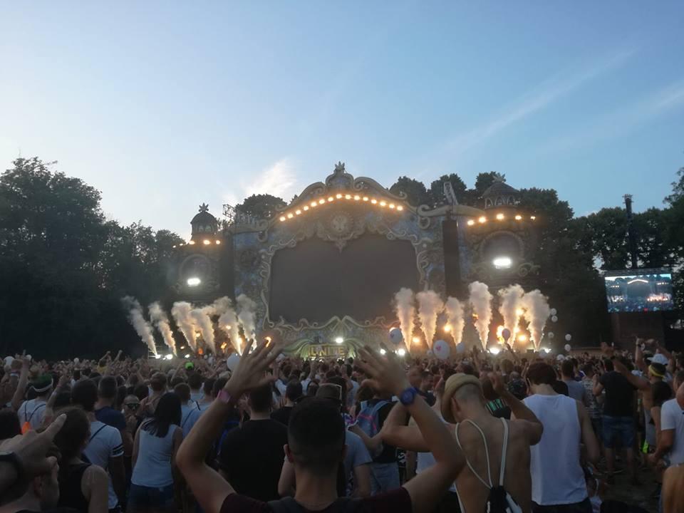 Unite with Tomorrowland - Monza - 2018