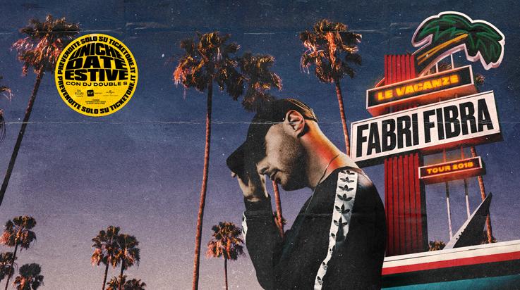 Fabri Fibra - Le vacanze tour