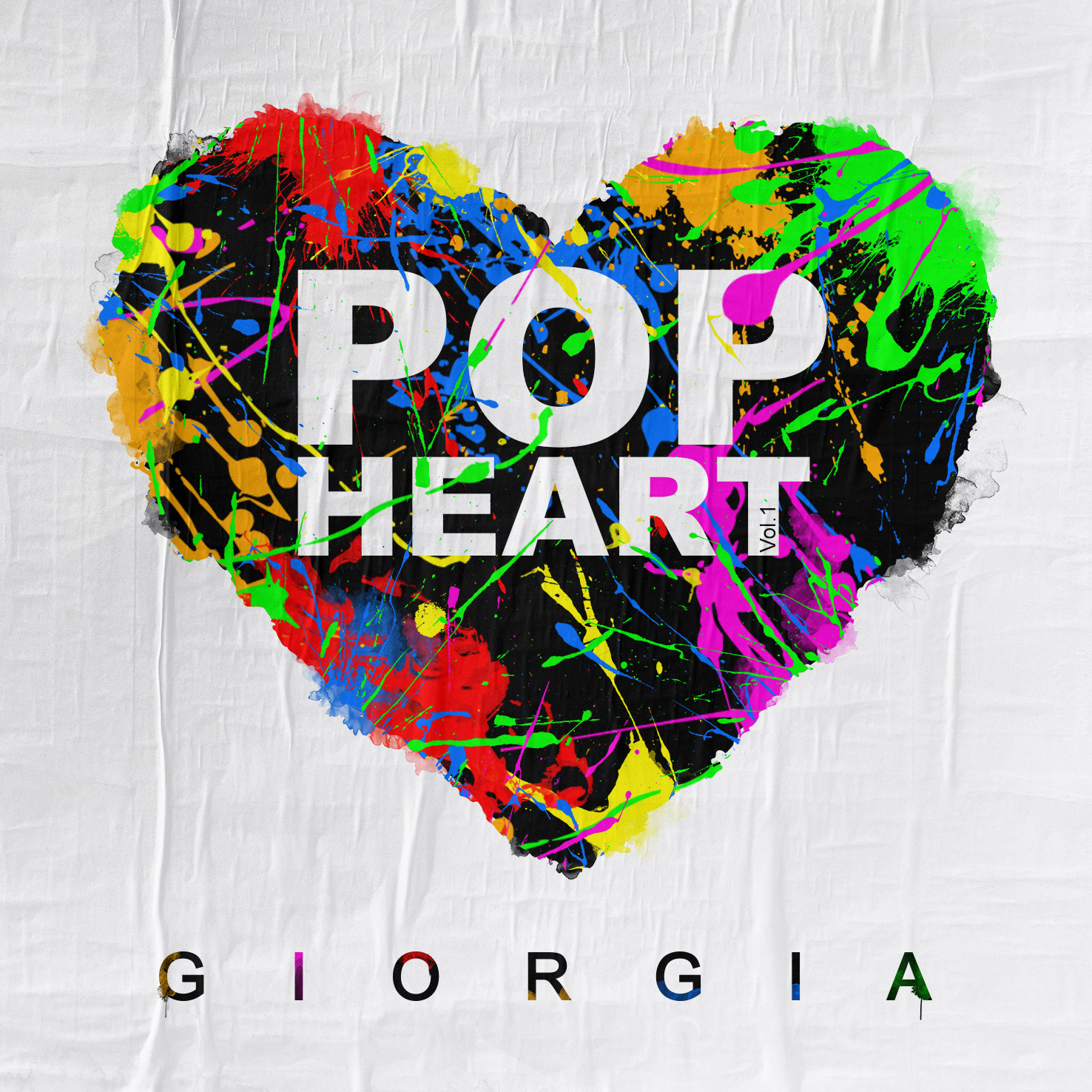POP HEART - Giorgia_Cover