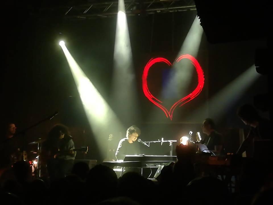 Riccardo Sinigallia live - Santeria Social Club