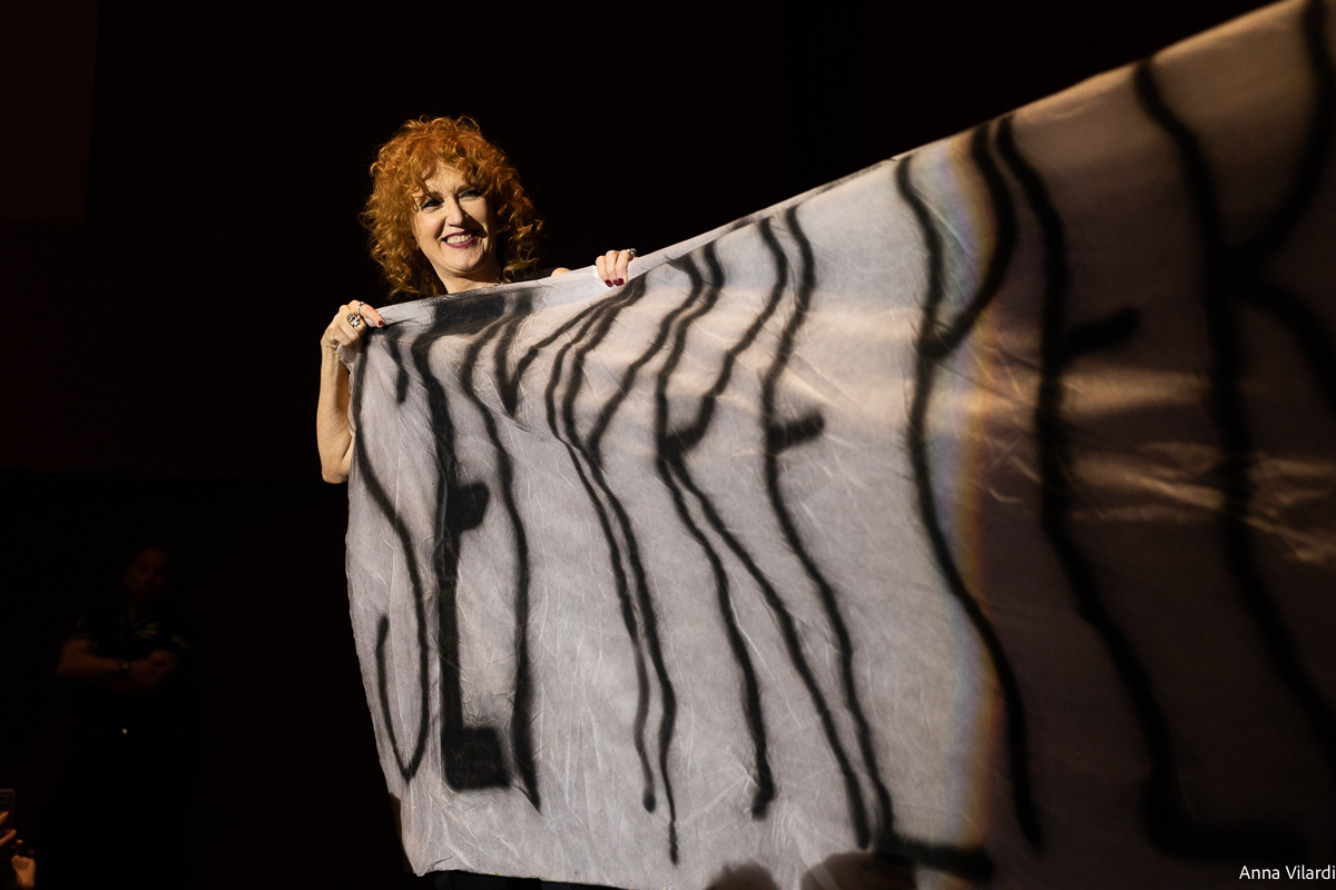 Fiorella Mannoia ph Anna Vilardi