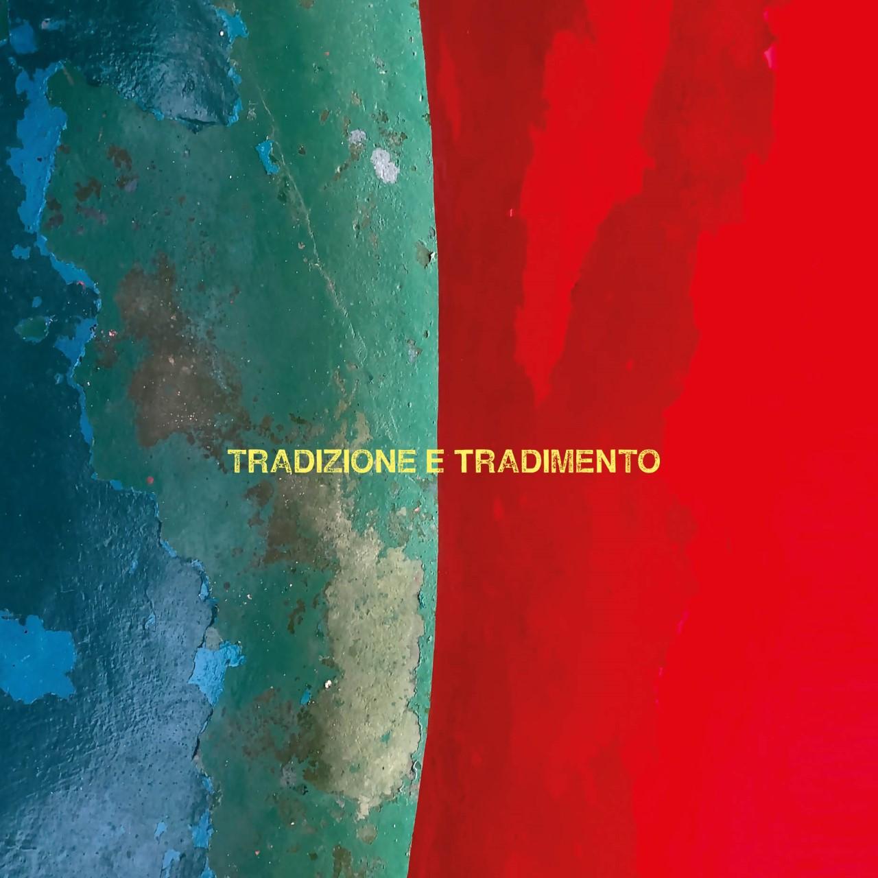 Cover Tradizione e Tradimento Niccolò Fabi