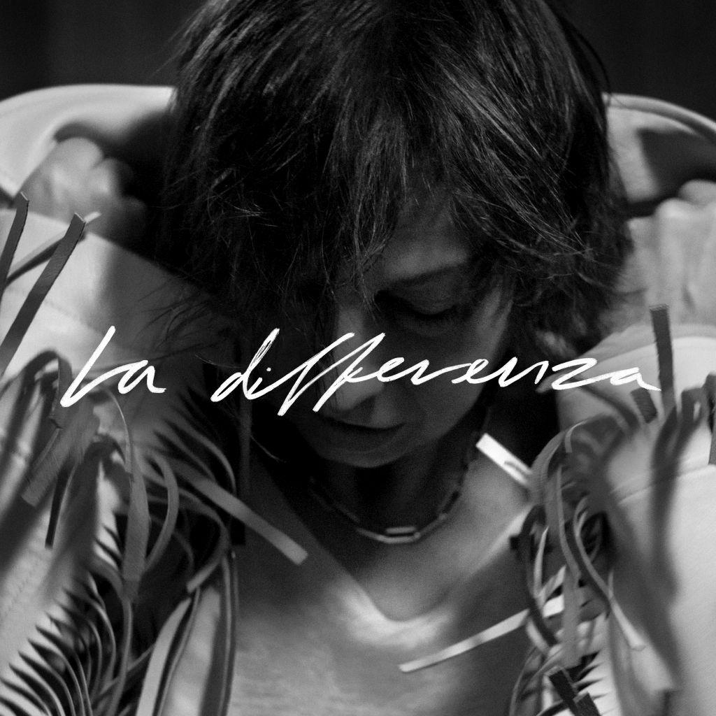 Gianna Nannini_Cover album La differenza