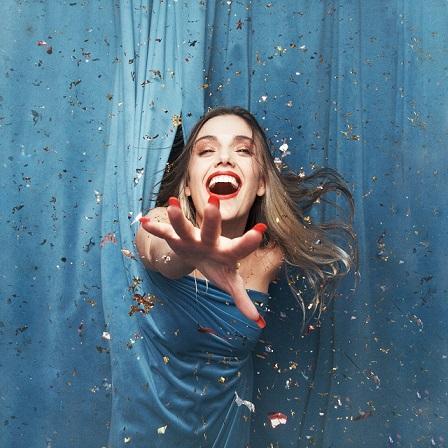 Margherita Vicario cover album